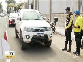 Campanha 'Maio Amarelo' é lançada em Imperatriz - Objetivo é diminuir as mortes e acidentes no trânsito na cidade.