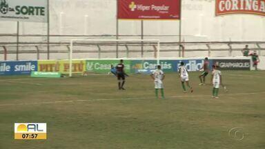 CSE briga por uma vaga na semifinal do Alagoano - Tricolor enfrenta o CSA nesta quarta.