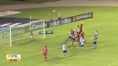 CRB tem muitos desfalques para enfrentar o Jacioba nesta quarta - Galo vem de quatro jogos sem vitória.