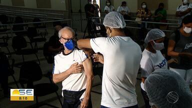Veja como está a vacinação contra a Covid-19 no Nordeste - Veja como está a vacinação contra a Covid-19 no Nordeste.