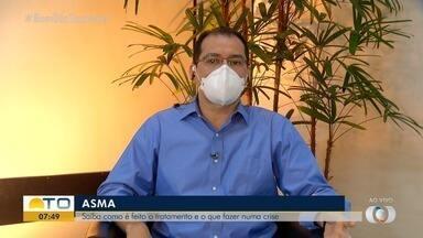 Tosse seca sem falta de ar pode ser asma? Especialista responde - Tosse seca sem falta de ar pode ser asma? Especialista responde
