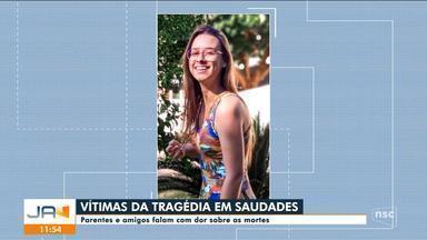 Conheça as vítimas do atentado a creche em Saudades - Conheça as vítimas do atentado a creche em Saudades