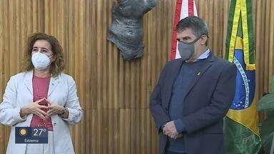 'Spintec': vacina contra a Covid-19 desenvolvida pela UFMG terá testagem em humanos - 'Spintec': vacina contra a Covid-19 desenvolvida pela UFMG terá testagem em humanos