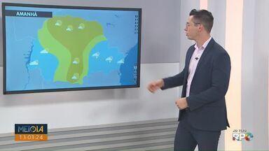 Confira como fica a previsão do tempo para Ponta Grossa e região nesta quarta-feira (5) - Telespectadores registraram amanhecer nos Campos Gerais.