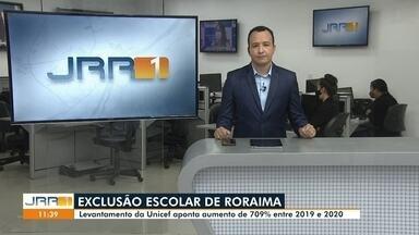 Veja a íntegra do Jornal de Roraima 1ª edição desta quarta-feira 05/05/2021 - Fique por dentro das principais notícias de Roraima através do Jornal de Roraima 1ª Edição.