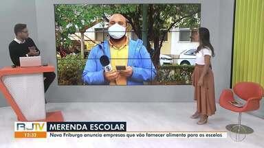 RJ1 Inter TV - Edição desta quinta-feira, 6 de maio de 2021 - Telejornal traz os assuntos que são destaque e mexem com a rotina dos moradores do interior do Rio.