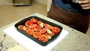Sabores do Campo: aprenda como fazer uma conserva de tomate seco - Sabores do Campo: aprenda como fazer uma conserva de tomate seco