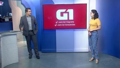 Heloísa Casonato traz os destaques do G1 Rio Preto e Araçatuba - Heloísa Casonato traz os destaques do G1 Rio Preto e Araçatuba no TEM Notícias desta segunda-feira (10).