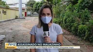 Polícia investiga mortes no bairro Mauazinho, em Manaus - Há suspeita de disputa entre facções criminosas.