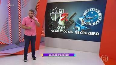 Íntegra do Globo Esporte/MG, de segunda-feira, dia 10/05/2021 - Íntegra do Globo Esporte/MG, de segunda-feira, dia 10/05/2021