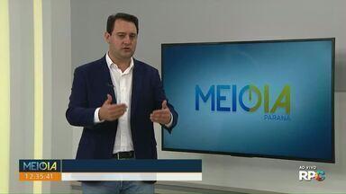 Governador fala sobre a vacinação contra a Covid no Paraná - Ratinho Júnior participou do Meio-Dia Paraná, em Maringá.