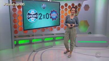 Globo Esporte RS - 10/05/2021 - Assista ao vídeo.