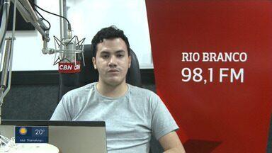 CBN no BDAC: Rio Branco está entre as capitais onde vão ser aplicadas provas do Revalida - CBN no BDAC: Rio Branco está entre as capitais onde vão ser aplicadas provas do Revalida 2021