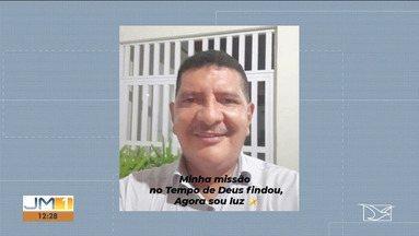 Engenheiro Celso Luís Ferreira Azevedo morre por complicações da Covid-19 em São Luís - Celso tinha 60 anos e era professor do Instituto Tecnológico do Maranhão, IFMA.