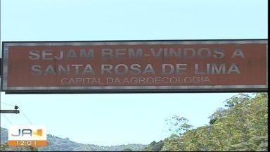 Santa Rosa de Lima completa 59 anos e recebe homenagem do JA Criciúma - Santa Rosa de Lima completa 59 anos e recebe homenagem do JA Criciúma