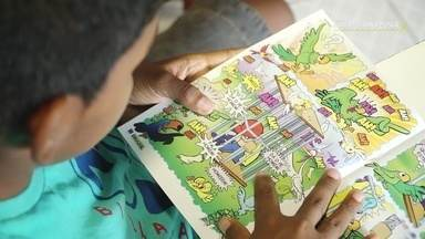 Bloco 02: Visita na Comunidade da Missão com a Rabeta Literária - Bloco 02: Visita na Comunidade da Missão com a Rabeta Literária