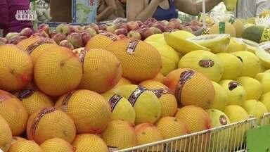 Ministério da Agricultura estuda uso irradiação de alimentos para conter desperdício - Técnica é pouco usada no Brasil.
