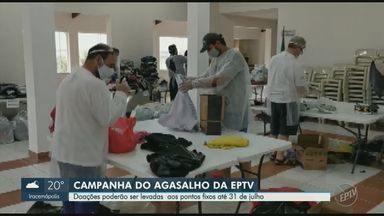 Cidades da região de Campinas participam da Campanha do Agasalho 2021; veja como ajudar - Ação é uma parceria da EPTV com as prefeituras. Pontos de arrecadação de doações ficam disponíveis de 10 de maio a 31 de julho.