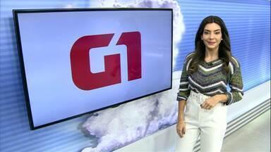 Previsão do Tempo G1: veja detalhes de como fica o clima na região de Campinas - Vídeo exclusivo para a internet mostra condições meteorológicas para esta terça-feira (11).