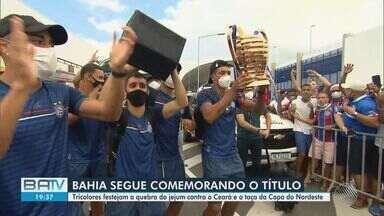 Bahia e Atlético de Alagoinhas garantem vaga na final do Campeonato Baiano; confira - As duas equipes têm vantagem para a próxima partida.