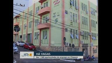Há vagas em Chapecó - Cidade tem 1368 oportunidades de emprego
