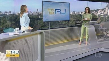 Bom dia Rio - Edição de terça-feira, 11/05/2021 - As primeiras notícias do Rio de Janeiro, apresentadas por Flávio Fachel, com prestação de serviço, boletins de trânsito e previsão do tempo.