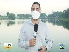 Veja os números da Covid-19 em Imperatriz - Repórter André Sousa apresenta na manhã desta quinta-feira (13) os números da doença na cidade.