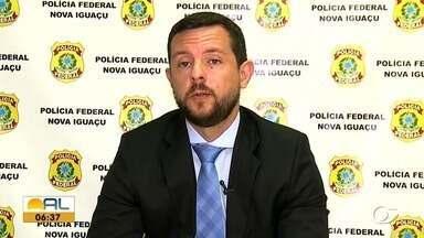 Polícia Federal anuncia mudança de chefia em Alagoas - Delegado Sandro Luiz do Valle Pereira é o novo superintendente da PF em Alagoas.
