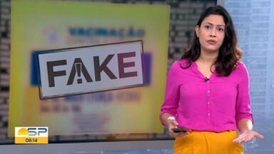 G1 esclarece o que é fato e o que é fake sobre pandemia - Vídeos, áudios e posts têm viralizado nas redes sociais. Confira as checagens.