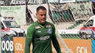Wilson fala sobre a disputa da Série B - Coritiba estreia na competição neste sábado (29), contra o Avaí, no Couto Pereira