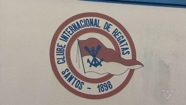 Clube Internacional de Regatas completa 123 anos de história - Clube é tradição de grandes atletas na cidade de Santos.