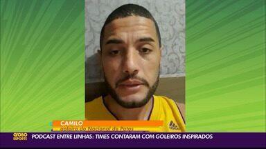 Goleiros vêm se destacando no Campeonato Paraibano - Ricardo, Camilo, Jeferson... os arqueiros têm feito bom trabalho no estadual