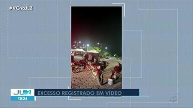 Inquérito vai investigar excessos cometidos por policial em Vitória do Xingu - Principal prova é um vídeo feito pela vítima.
