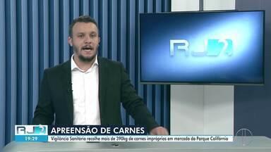 Veja a íntegra do RJ2 desta terça-feira, 25/05/2021 - Apresentado por João Villa Real, o telejornal traz as principais notícias do Norte Fluminense.