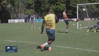 Santos enfrenta o Barcelona do Equador nesta quarta-feira (26) - Partida acontecerá no Equador pela Libertadores.