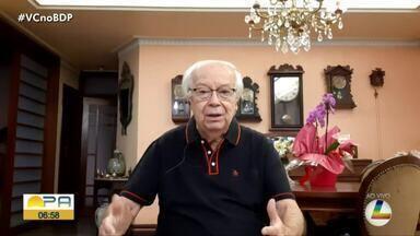 Ivo Amaral comenta os destaques do esporte paraense nesta segunda-feira (7) - Ivo Amaral comenta os destaques do esporte paraense nesta segunda-feira (7)
