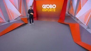 Veja o Globo Esporte SP de segunda-feira, 07/06/2021 - Veja o Globo Esporte SP de segunda-feira, 07/06/2021