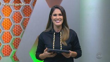 Globo Esporte RS - 07/06/2021 - Assista ao vídeo.