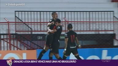 Atlético-GO vence o São Paulo e soma a segunda vitória na Série A - Atlético-GO vence o São Paulo e soma a segunda vitória na Série A