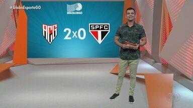Globo Esporte GO - 07/06/2021 - Íntegra - Confira a íntegra do programa Globo Esporte GO - 07/06/2021.