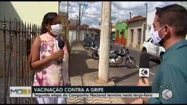 Segunda etapa de vacinação contra a gripe termina nesta terça-feira em Araxá - Saiba mais sobre a campanha nacional de imunização contra a gripe, quem pode se vacinar e onde.