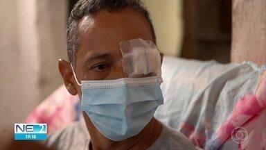 Vítimas feridas por bala de borracha contam como foram atingidas - Elas também falaram sobre o medo do futuro diante da perda da visão
