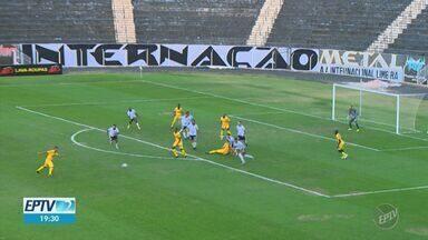 Na estreia da Série D, Inter de Limeira é derrotada em casa pelo Madureira - Equipe limeirense perdeu por 3x0 para time carioca e largou mal na competição nacional.