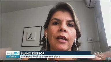 Ministério Público de Pernambuco critica Plano Diretor de Caruaru - Promotores de Justiça não concordam com a maneira como plano foi feito, em 30 dias, no mês de dezembro de 2019.