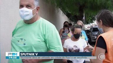 Vacina Sputnik V deve ser utilizada em uma única cidade do Piauí - Vacina Sputnik V deve ser utilizada em uma única cidade do Piauí
