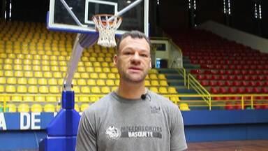 Danilo Padovani é o novo técnico do Mogi Basquete - Anúncio foi feito pelas redes sociais do clube na noite desta segunda-feira.