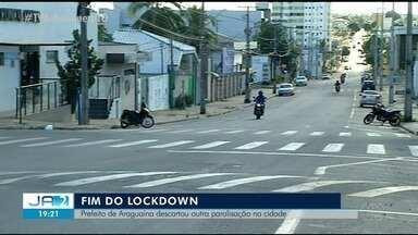 Lockdown em Araguaína chega ao fim nesta segunda-feira (7); saiba mais - Lockdown em Araguaína chega ao fim nesta segunda-feira (7); saiba mais