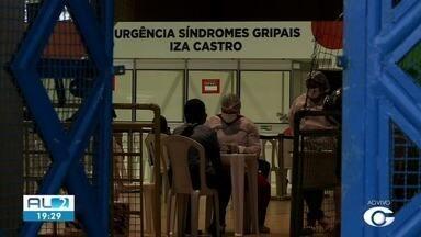 MPE e MPF recomendam que Arapiraca tome medidas para evitar colapso na saúde - A maioria dos hospitais do município está com 100% dos leitos de UTI para Covid ocupados.