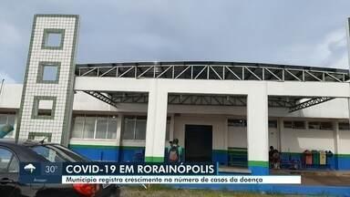 Rorainópolis registra crescimento na procura por testes de Covid-19 - Ocupação de leitos clínicos no hospital da cidade está em 50%.