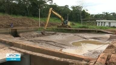 Governo decreta situação de emergência no abastecimento de água em Rio Branco - Governo decreta situação de emergência no abastecimento de água em Rio Branco